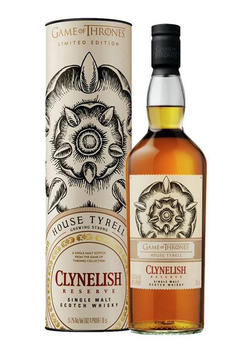 clynelish reserve game of thrones